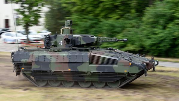 panzer puma bremsprobleme