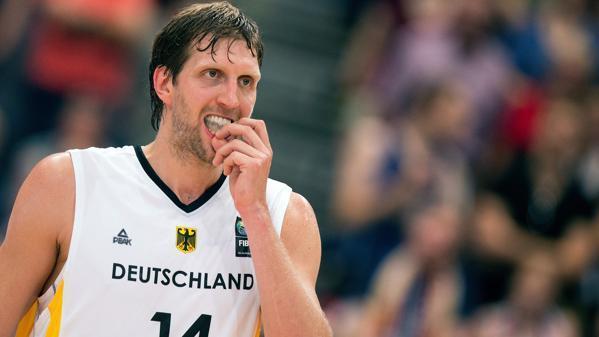 Nowitzki Co Trainieren In Berlin Der Countdown Zur Basketball Em