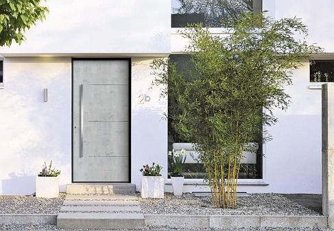 Haustür Eingang haustür eingang einladend gestalten