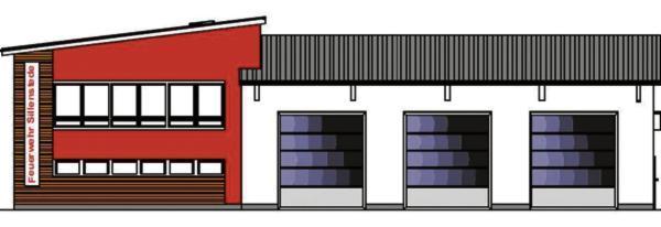 feuerwehr neubau an l 807 soll in einem jahr stehen. Black Bedroom Furniture Sets. Home Design Ideas
