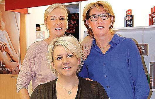 Wandel Bösel Friseur Und Fußpflegesalon Eröffnen