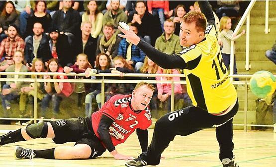 handball tvc gibt sicheren sieg noch aus der hand. Black Bedroom Furniture Sets. Home Design Ideas