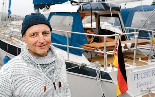 Maritimes Bremenoldenburger Land Sein Gartenteich Ist Die Weser