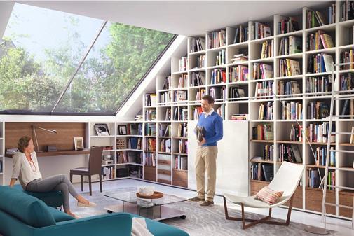 regale mit b chern wird s gem tlich. Black Bedroom Furniture Sets. Home Design Ideas