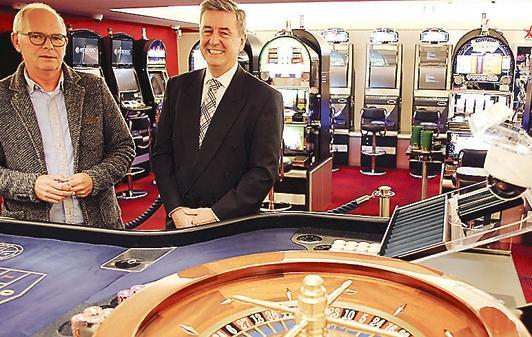 Gaminator slot machine