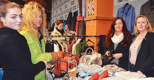 Veranstaltung Varel: Flohmarkt für Frauen stößt auf große