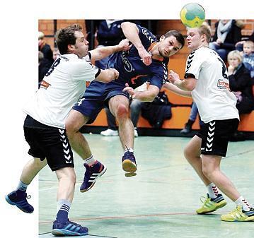 handball landkreis sandkrug ii steigt in tabelle auf. Black Bedroom Furniture Sets. Home Design Ideas