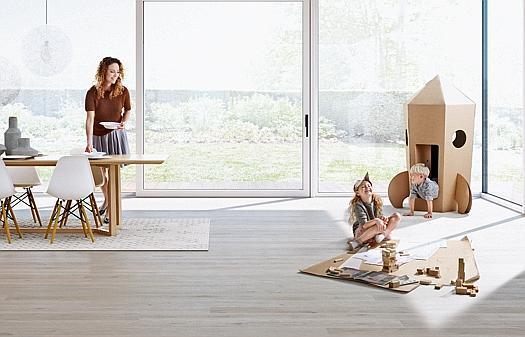 wohnen mit kindern gleich auf nummer sicher gehen. Black Bedroom Furniture Sets. Home Design Ideas