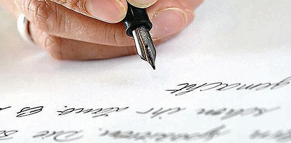 Schreiben Bei Kommunikation Richtige Form Finden