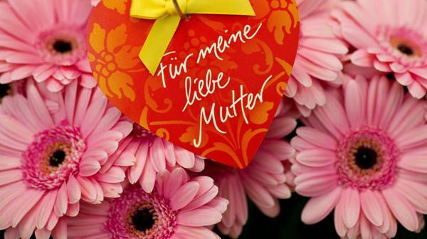 Muttertag Blumen Sagen Mehr Als Tausend Worte