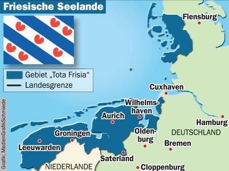Einer Minderheit Auf Der Spur Willkommen In Der Welt Der Friesen