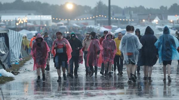 Rock Am Ring 2021 Unwetter