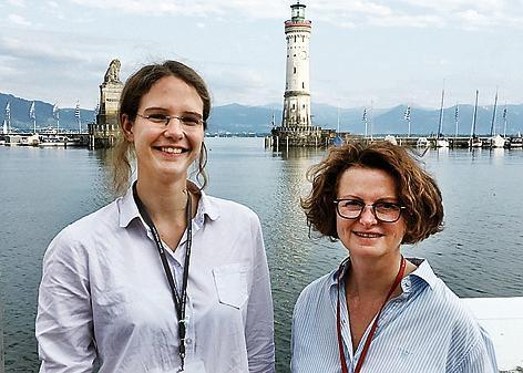 Wissenschaft Oldenburglindau Mit Nobelpreisträgern Am Mittagstisch