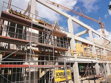 Umbau Maco City In Oldenburg Architektur Startschuss Für Hafencity Süd