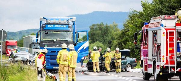 Lkw-Unfälle Machen Sorgen: Die tödliche Gefahr am Stauende