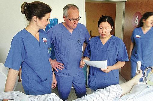 Medizin Cloppenburg: Klinik baut Intensivstation aus
