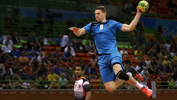Handball Bei Olympia 2016 Deutschland Nach Sieg Gegen ägypten