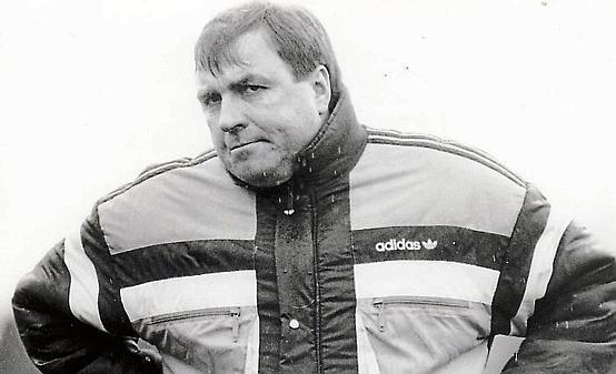 Fussball Cloppenburg Klaus Ebel Denkt Gern An Doppelpasse Mit Don Jupp