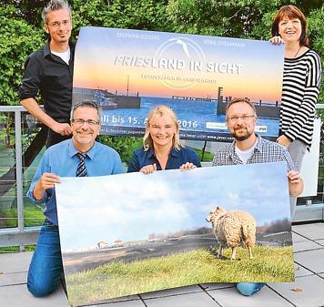 Kunst Jever: Friesland fürs Wohnzimmer