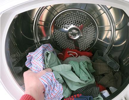 Wäschetrockner: feine flusen sind der natürliche feind