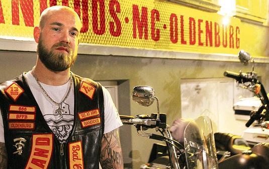 Bandidos In Oldenburg Und Auf Einmal Sind Die Rocker Weg