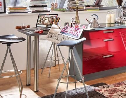 Fabulous Essplatz: Den Tisch oder Tresen platzsparend aufstellen CR61