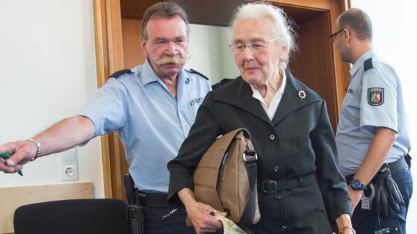 Ursula Haverbecks Martyrim