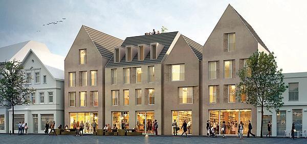 innenstadt in oldenburg neues gesicht f r mottenstra e geplant. Black Bedroom Furniture Sets. Home Design Ideas