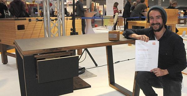 wettbewerb oldenburger tischler gut in form. Black Bedroom Furniture Sets. Home Design Ideas