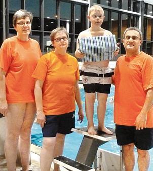 Online Schwimmen