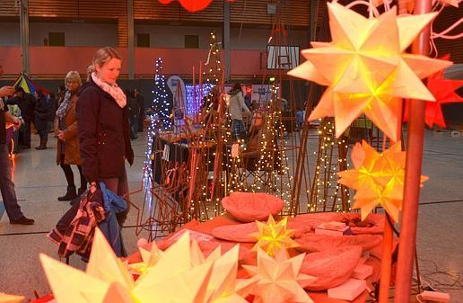Weihnachtsmarkt Varel.Weihnachtsmarkt Varel Sternenzauber Statt Sport