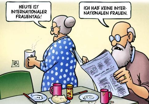 Humor Aus Oldenburger Verlag: Die besten Cartoons des