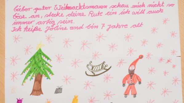 Postamt In Himmelsthür Was Kinder Den Weihnachtsmann Fragen