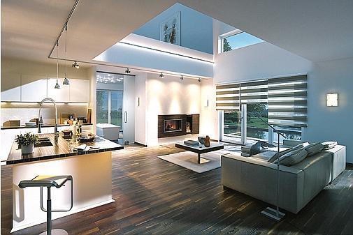 beleuchtung r ume ins richtige licht r cken. Black Bedroom Furniture Sets. Home Design Ideas