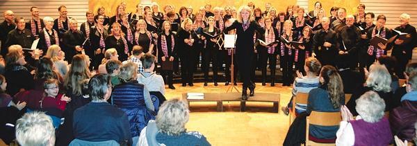 Weihnachtsgrüße Auf Spanisch.Konzert Sandkrug Gospelchor Schickt Mehrsprachige Weihnachtsgrüße