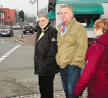 Straßenverkehr Harpstedt: SPD-Politiker fordern die Ampel
