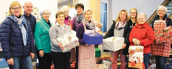 Geschenke fur arme familien