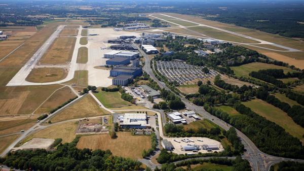 Ankunft Flughafen Hannover
