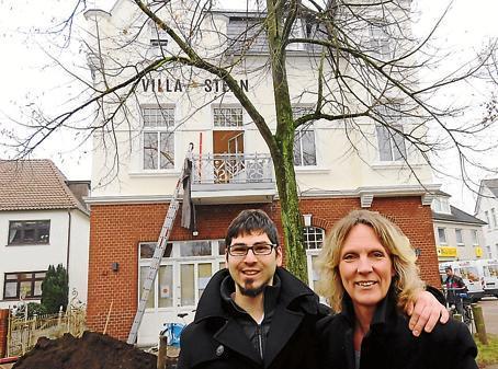 Oldenburg Hotel Villa Stern