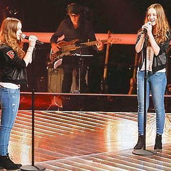 Oldenburg Zwillinge Bei The Voice Kids