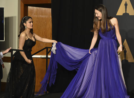 Die schönsten Kleider der 89. Oscar-Verleihung