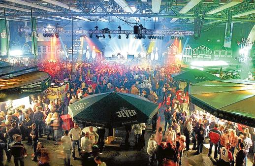 Single party oldenburg 2020