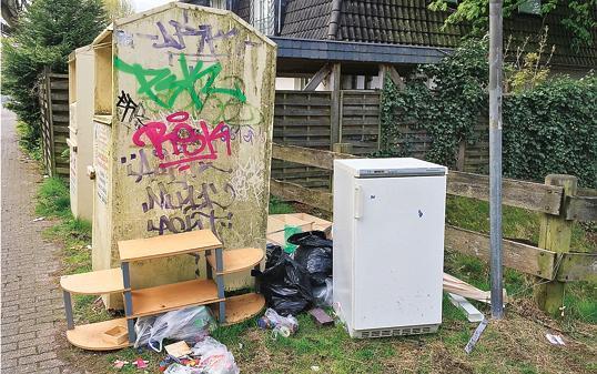 Wilde Müllkippen In Oldenburg Ohmstede/Nadorst/Etzhorn/Eversten ...