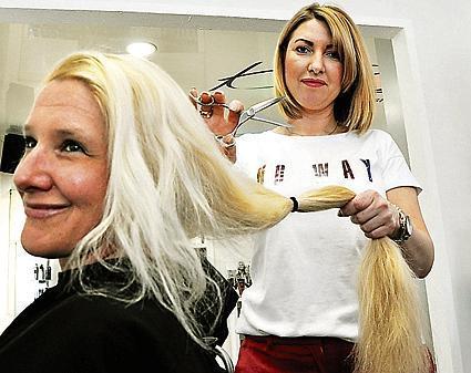 Styling Hudeoldenburg Schnipp Schnapp Rapunzel Haare Ab