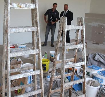 bauarbeiten rastede in der schule wird s laut. Black Bedroom Furniture Sets. Home Design Ideas