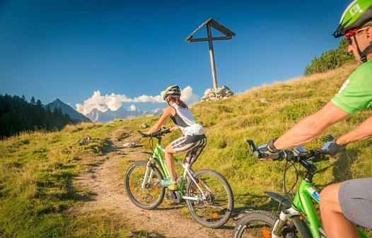 Österreich: Mit elektrischer Hilfe auf den Gipfel