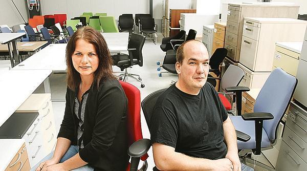 Wirtschaft Bösel: Jetzt auch Büromöbel im Angebot