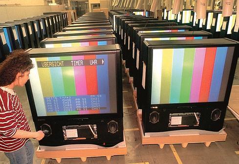 Telefunken Fernseher Vestel : Unterhaltungselektronik: das zweite leben für traditionsmarken