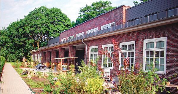 Stadtentwicklung In Oldenburg Donnerschwee Schöner Wohnen In Der
