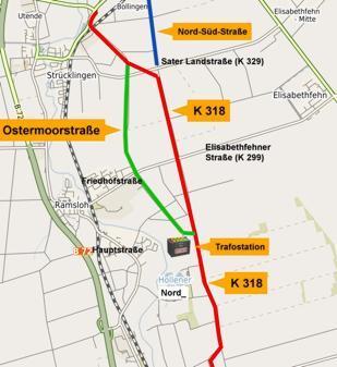 Verkehr Ramsloh Arger Um Krankentransporte